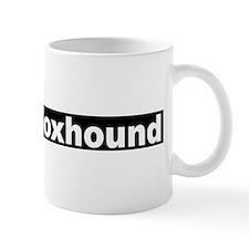"""""""English Foxhound"""" Mug"""