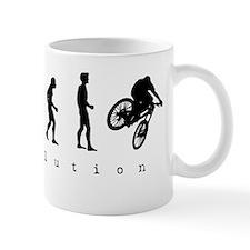 evolution-mtb-design-DH-black Mugs