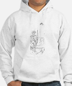 Before Battle Elves Hoodie