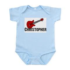 Guitar - Christopher Infant Creeper