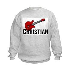 Guitar - Christian Sweatshirt