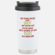 HOT SNOT Travel Mug