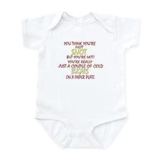 HOT SNOT Infant Bodysuit