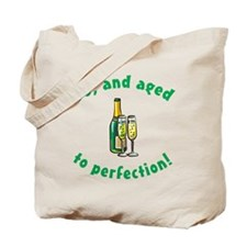 Vintage 30th Birthday Tote Bag