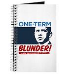 One-Term BLUNDER! Journal