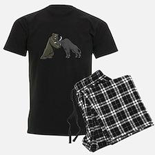 Bull vs Bear Markets Pajamas