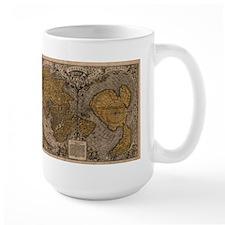 1531 World Map Mug