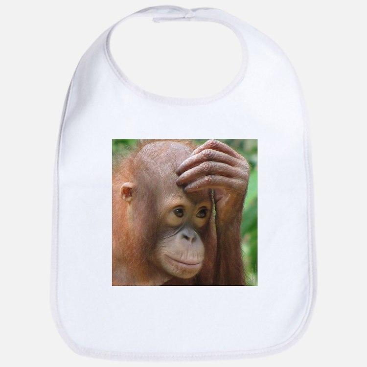 Orangutan Bib