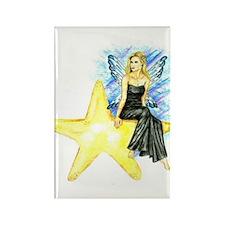 Ryanne Fairy Rectangle Magnet