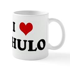 I Love CHULO Mug