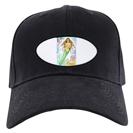 Saylor Mermaid Black Cap