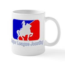 Major League Jousting Mug