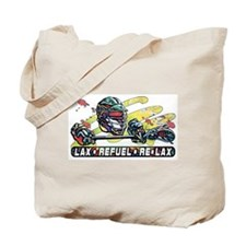 Lacrosse Refuel Re Lax Tote Bag