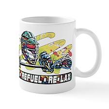Lacrosse Refuel Re Lax Mug
