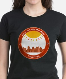 New York City Marathon - I Survived Tee