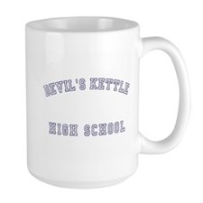 Devil's Kettle High Mug