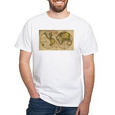 1795 World Map Shirt