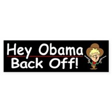Hey Obama Back Off