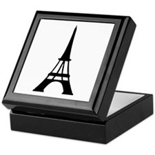 Eiffel Tower - Paris Keepsake Box