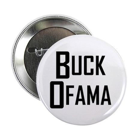 "Buck Ofama 2.25"" Button"