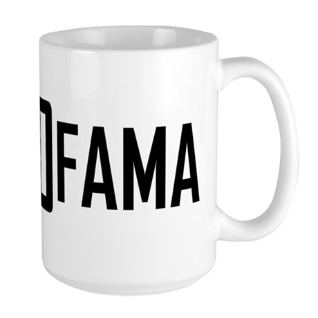 Buck Ofama Large Mug