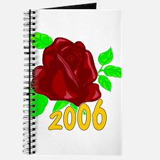 Funny Rose bowl Journal