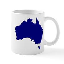 Australia Small Mug