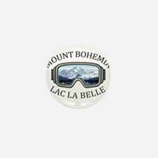 Mount Bohemia - Lac La Belle - Michi Mini Button