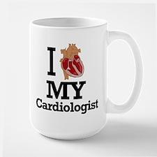 I Heart My Cardiologist Mug