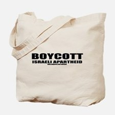 Boycott Apartheid Tote Bag