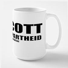 Boycott Apartheid Mug