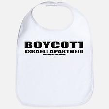 Boycott Apartheid Bib
