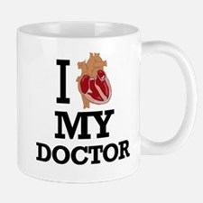 I Heart My Doctor Mug