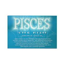 pisceshscopeflat Magnets