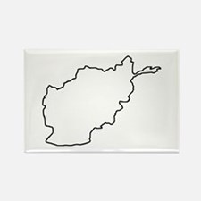 Afghanistan Rectangle Magnet (10 pack)