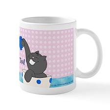 Teacup Lolcats Mug: 'High Tea!'