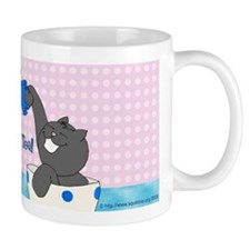 Teacup Lolcats Mug: 'High Tea!'