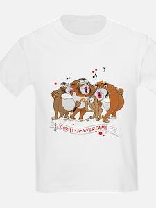 GOR-ILL-A my dreams. T-Shirt