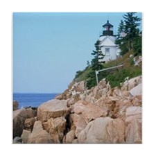 Bass Harbor Tile Coaster