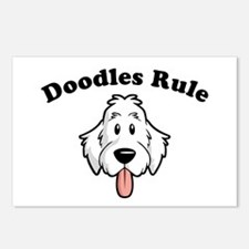 Doodles Rule Postcards (Package of 8)