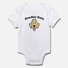 Doodles Rule Infant Bodysuit