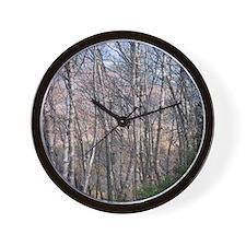Birch Grove Wall Clock
