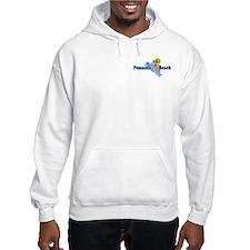 Pensacola Beach FL Hoodie Sweatshirt