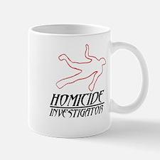 Homicide Mug