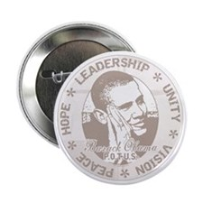 "Hope President Obama 2.25"" Button"