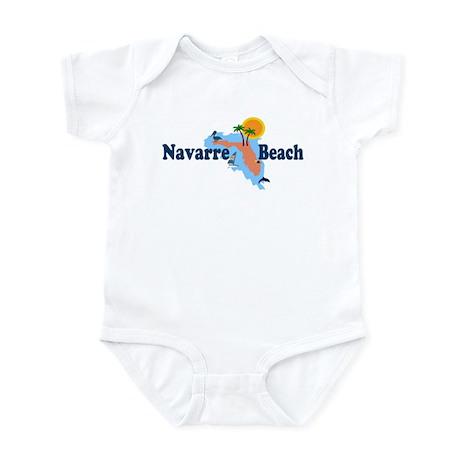 Navarre Beach FL Infant Bodysuit