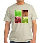 Pop Art Spider Web Light T-Shirt