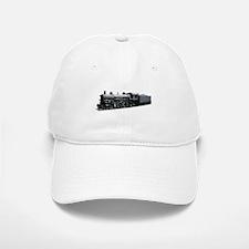 Locomotive (Side) Baseball Baseball Cap