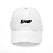 Locomotive (Side) Baseball Cap