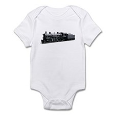 Locomotive (Side) Infant Bodysuit